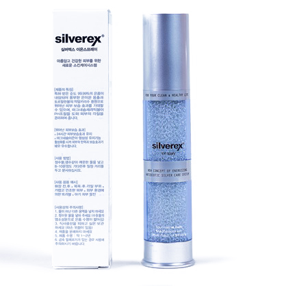 Silverex ezüsthab spray