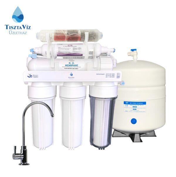 RO 102-A Prémium víztisztító