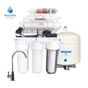RO 102 PRÉMIUM víztisztító nyomásfokozó szivattyúval