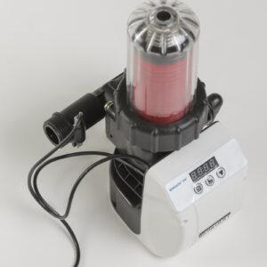 DFA-34A Szűrőtárcsás vízszűrő automata visszamosatással
