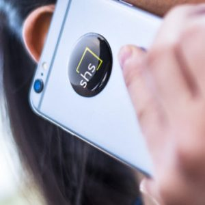 E-SZMOG-SHIELD - szűrő mobiltelefonra és számítógépre