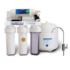 RO 105 víztisztító nyomásfokozó szivattyúval