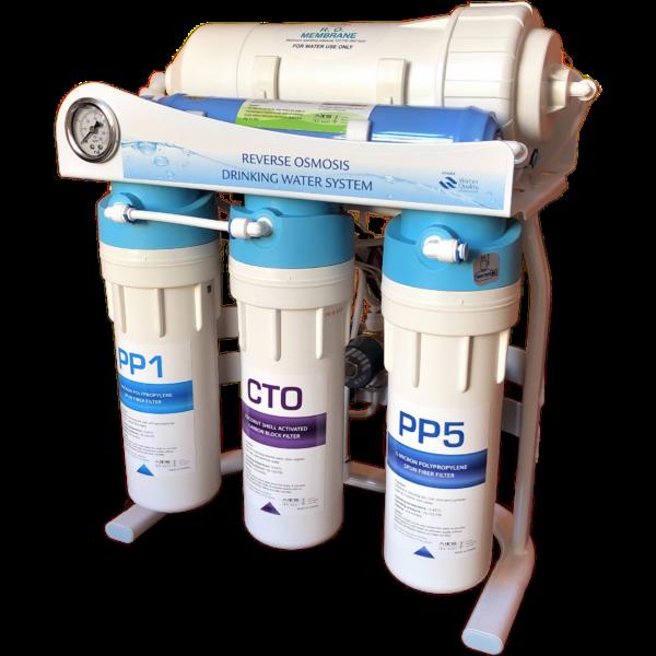 RO 116 - RO 117 Fresh víztisztító
