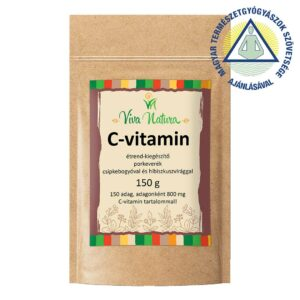 C-vitamin étrend-kiegészítő por
