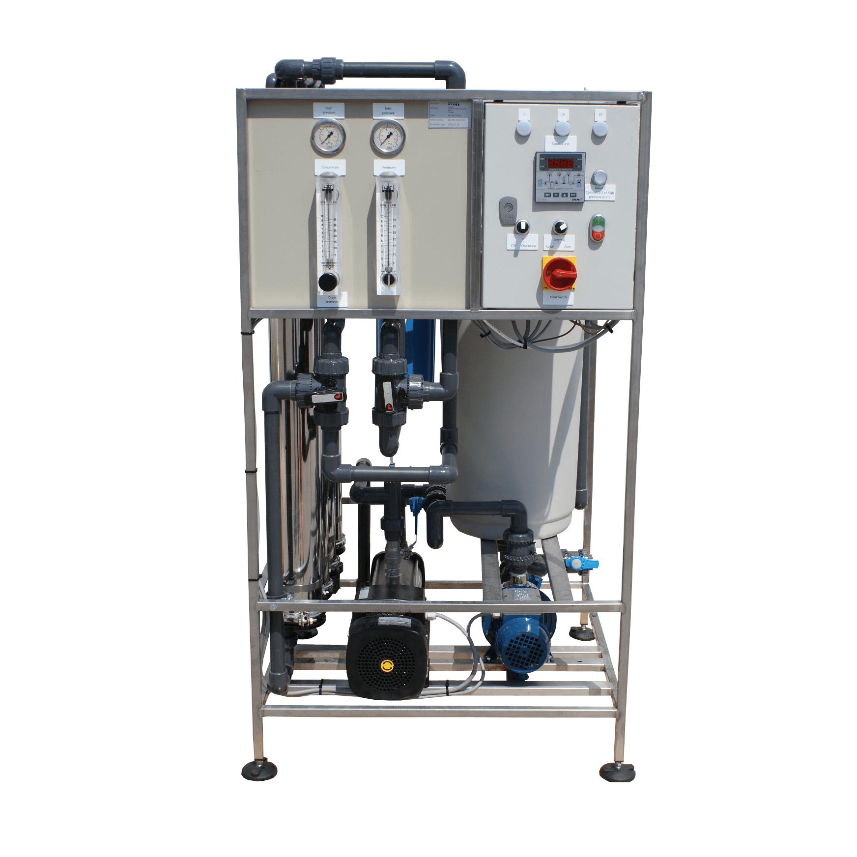 Ipari RO víztisztítók