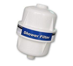 Zuhanyszűrő (komplett)